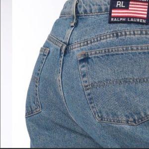 Vintage Ralph Lauren High Waist Jeans